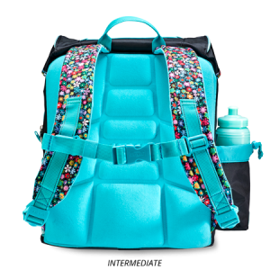 JEVA INTERMEDIATE schoolbags with padded back support