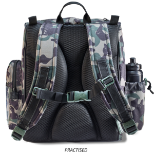 JEVA PRACTISED schoolbag