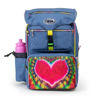 beginner's schoolbag in denim - Yippie BEGINNERS from JEVA