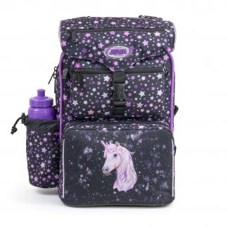 beginner's schoolbag with unicorn - Cassiopeia BEGINNERS