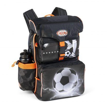 fodboldskoletaske fra JEVA