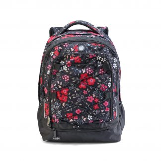 flowered backpack Coral SURVIVOR from JEVA