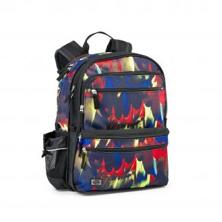 cheap school rucksack Indian SQUARE from JEVA