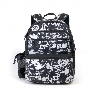rucksack for children - ka-pow SQUARE from JEVA