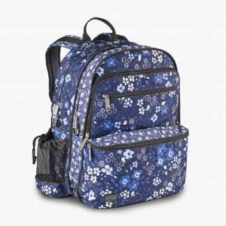 rucksack with flowers from Danish JEVA