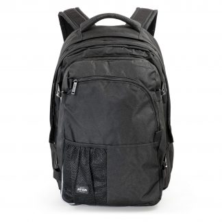 Backpacks with room for a computer - Black SUPREME with mini backpack