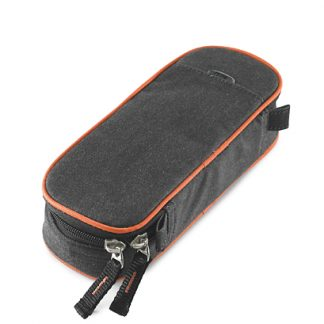 BOX pencil case on sale - Black Orange from JEVA