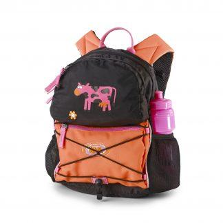 Kindergarten rucksack Cowgirl