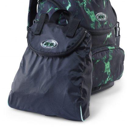 U-TURN includes a gym bag