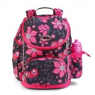 big schoolbag Virtual Pink U-TURN from JEVA
