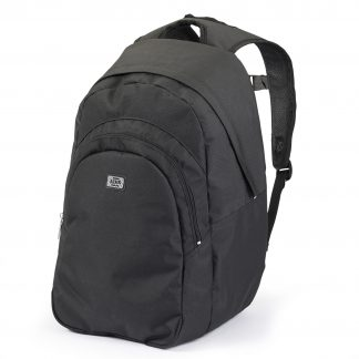 very light rucksack from JEVA: Black BACKPACK