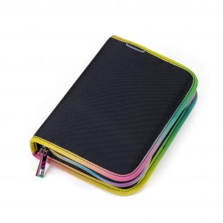 rainbow pencil case ONEZIP incl. writing utensils