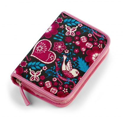 cute pencil case with accessories
