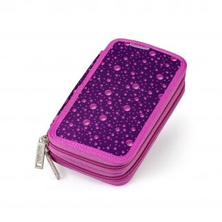 Drops TWOZIP pencil case