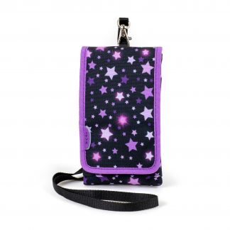 Mobile purse for children - Cassiopeia SMARTPHONE COVER from Danish JEVA.