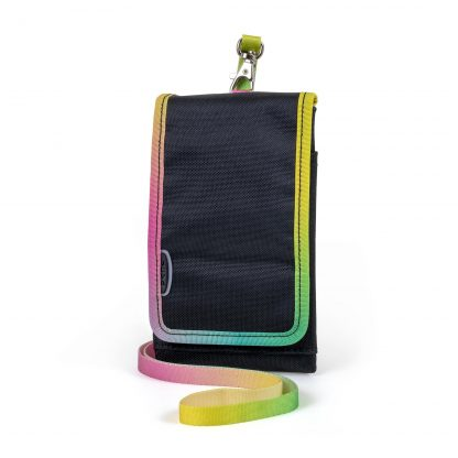 cool mobile bag - rainbow from JEVA