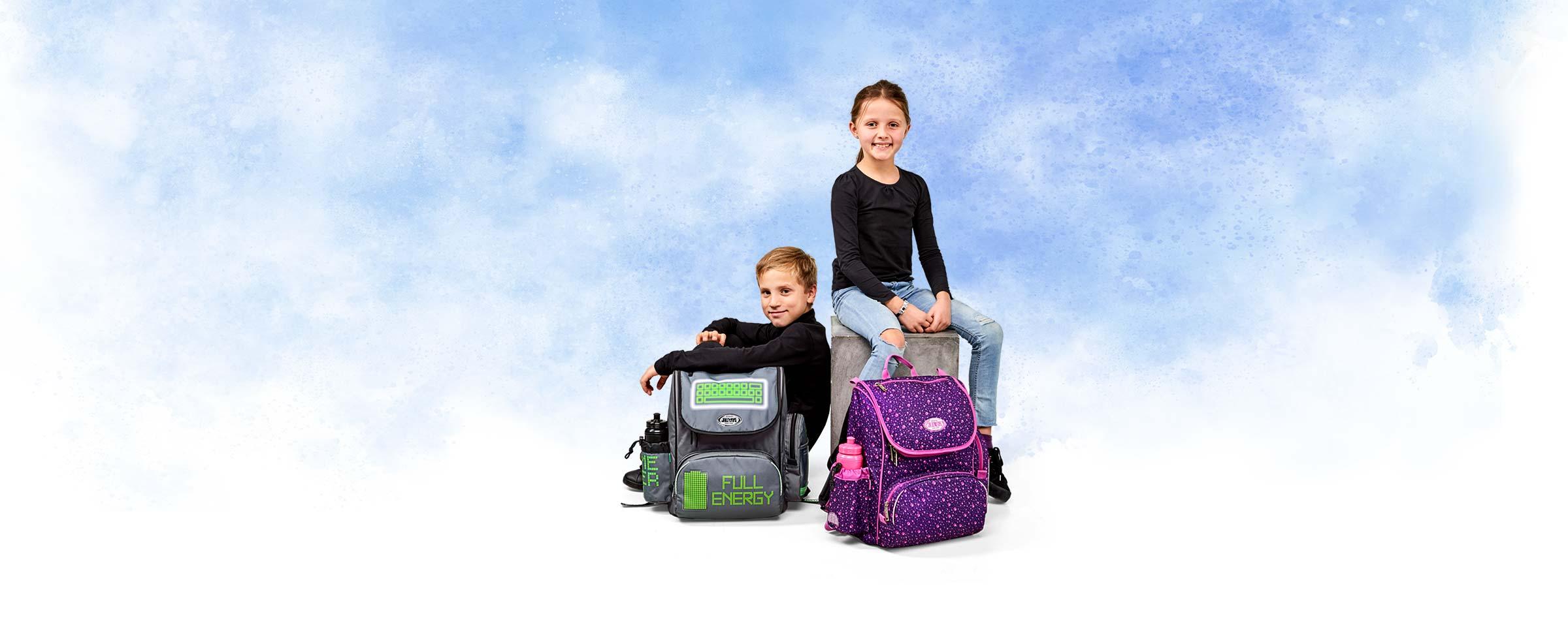 JEVA skoletasker 2019
