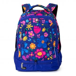 Seaflowers SURVIVOR - Colourful rucksack