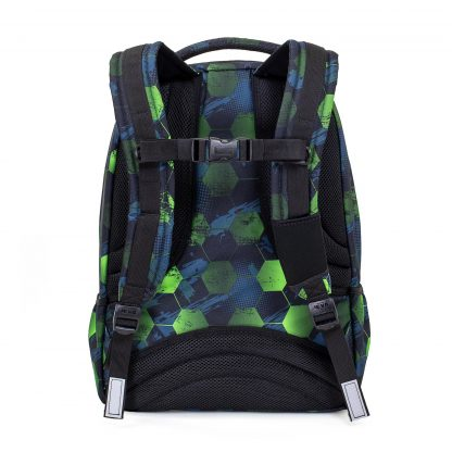Cube SURVIVOR backpack with ergonomic back