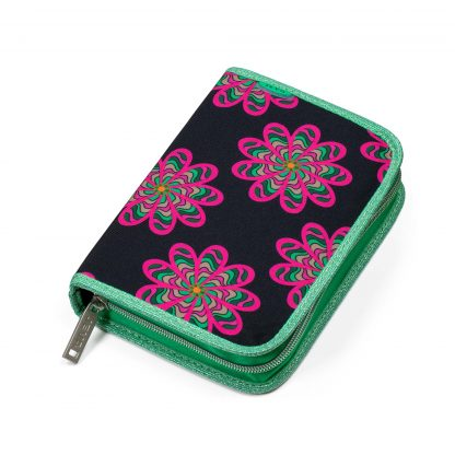 ONEZIP Pencil case with glitter and cool colours
