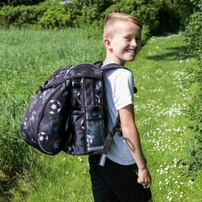 schoolbag is suitable for primary school boys