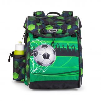 Football INTERMEDIATE schoolbag for 0.-3. grade