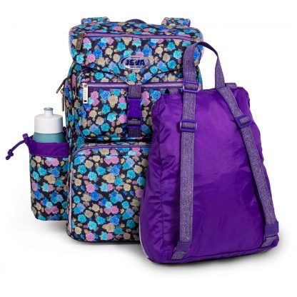 Rose Rhapsody BEGINNERS - the gymbag is a small backpack