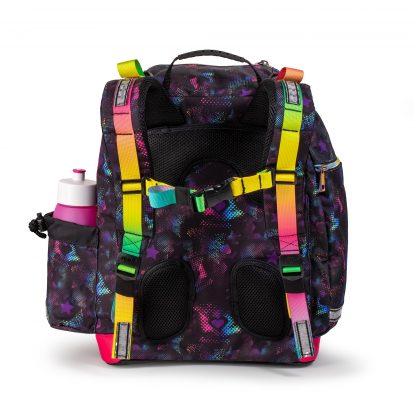 u-turn schoolbag with ergonomic panel back