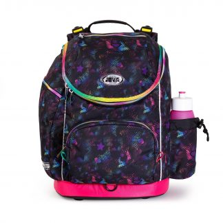 Adjustable schoolbag for kids in 1.-4. grade