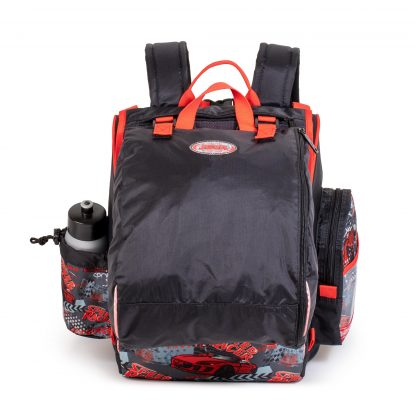 boys schoolbag with gym bag