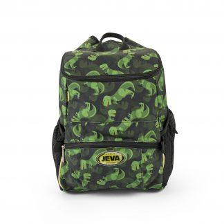 Kindergarten rucksack, Jungle Dino, klein, geräumig und ergonomisch