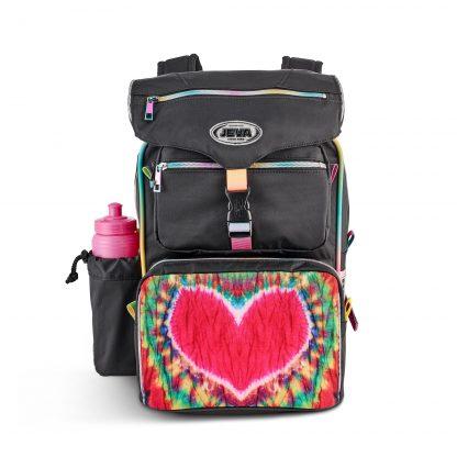 JEVA - beginner's schoolbag with heart