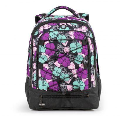 big flowered rucksack - Flora SURVIVOR