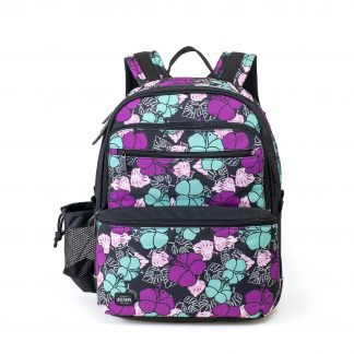 school backpack flora SQUARE