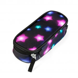 box pencil case with star print