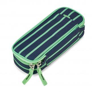 pencil case with stripes - Verano BOX from JEVA