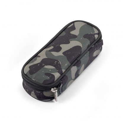 pencil case camouflage - Green Camou BOX from JEVA