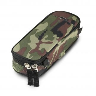 JEVA BOX pencil case with camouflage pattern