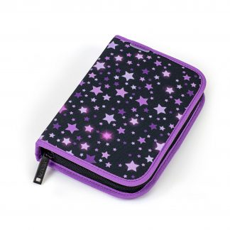 pencil case with star pattern - cassiopeia ONEZIP