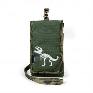 JEVA mobile cover with T-rex motif