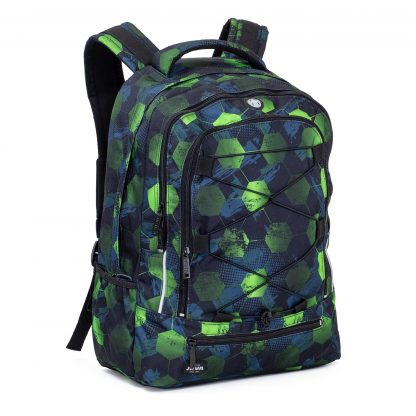 backpack with lots of room for books and laptop