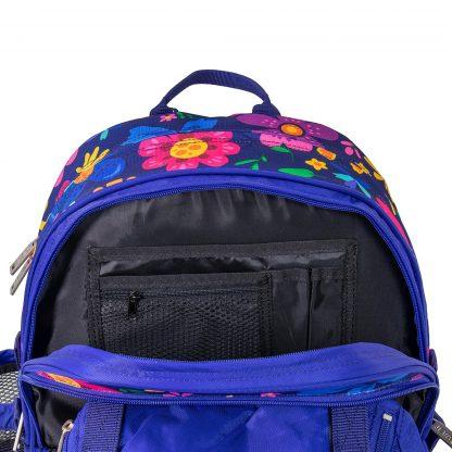 school bag with organizer
