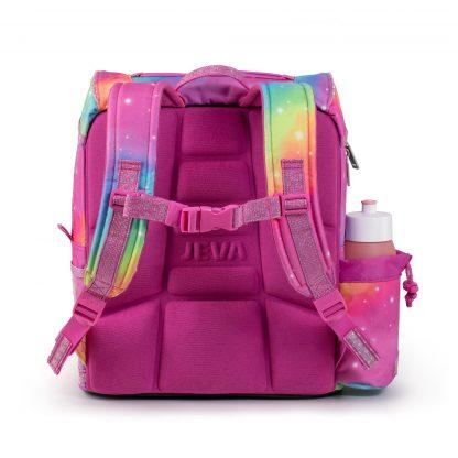 girls schoolbag with ergonomic back
