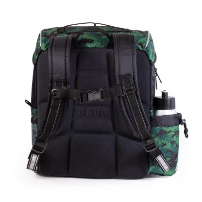 schoolbag for boys with ergonomic back