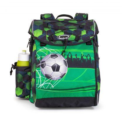 Football INTERMEDIATE schoolbag for 0.-3. grade
