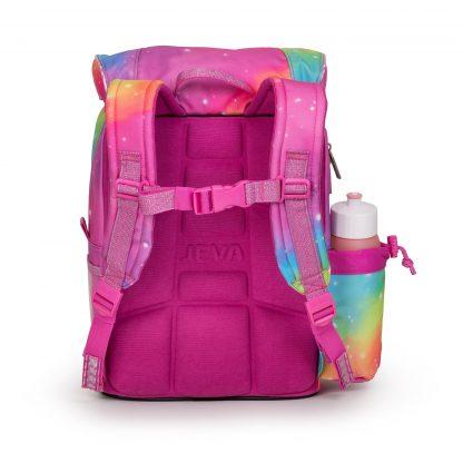 schoolbag with ergonomic foam back