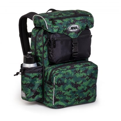 Digital camou BEGINNERS schoolbag for primary school