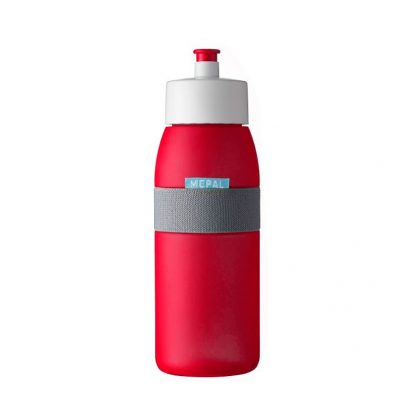 drinking bottle mepal nordic red