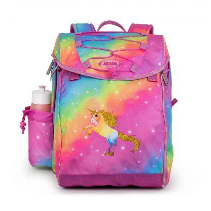 Schoolbag with unicorn - 0-3 grade