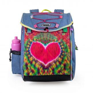 ergonomic beginner's schoolbag